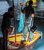night fishermen of the Typhoon Shelter