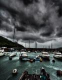 Facing the Typhoon