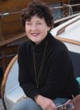 Joanna aboard Watermark