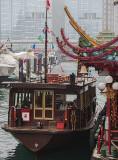Ferry to Jumbo Floating Restaurant