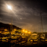 catching moonbeams in the Typhoon Shelter