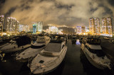 lights of the Typhoon Shelter