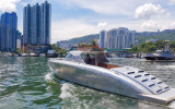 Retro Stainless Steel Runabout