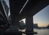 Bridges Over the Typhoon Shelter
