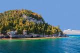 Flowerpot Island Shore