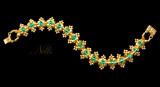 Crystal Crowns Bracelet