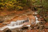 Flume Gorge Waterfall