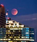 Super Moon Eclipse  😊