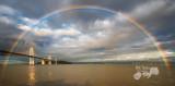Bay Bridge Rainbow