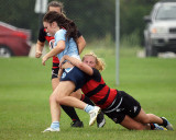 St Lawrence College vs Sheridan Institute of Technology W-Rugby  09-06-14