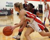 St Lawrence College vs Seneca W-Basketball 11-08-14