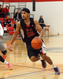 St Lawrence College vs George Brown  M-Basketball 11-29-14