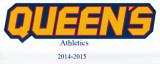 Queen's University Athletics 2014-2015