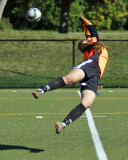 Queen's vs UOIT WSoccer 09-26-15