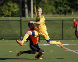 Queen's vs UOIT M-Soccer 09-26-15