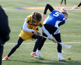 Queen's vs UOIT W-Lacrosse 10-03-15