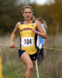 Queen's Women's Cross Country 10-17-15