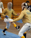 Queen's Fencing Invitational 10-17-15