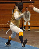 Queen's Fencing Invitational 10-18-15
