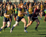 Queen's vs McMaster CIS Women's Rugby Gold Medal Game 11-08-15