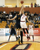 Queen's vs Brock M-Basketball 11-21-15