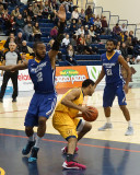 Queen's vs Ryerson M-Basketball 02-26-16