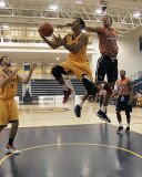 Queen's vs Morgan State M-Basketball 08-16-16