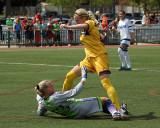 Queen's vs UQAM W-Soccer 08-17-16