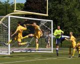 Queen's vs Nipissing M-Soccer 09-03-16