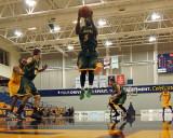 Queen's vs University of Alberta M-Basketball 10-15-16