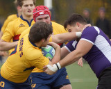 Queen's vs Western M-Rugby 11-05-16