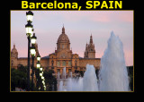 2013 - Mediterranean Cruise - SPAIN - Barcelona June 11 and 12