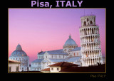 2013 - Mediterranean Cruise - ITALY - Pisa - June 14