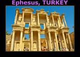 2013 - Mediterranean Cruise - TURKEY - Ephesus and Kusadasi - June 19