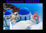 2013 - Mediterranean Cruise - GREECE - Santorini - June 20