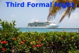2013 - Mediterranean Cruise - Third Formal Night - June 21