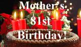 2013 - Mother's 81st Birthday - Album 3 - Friends