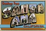 2014 - Visiting Shoba and Anita in Santa Ana, California