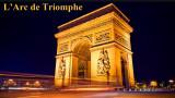 2013 - FRANCE - Paris - Album 2 - L'Arc de Triomphe & La Place de la Concorde
