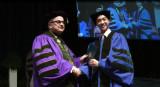 2015 - Albert Tuệ Phan's Graduation - May 29, 2015