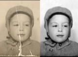 Photo restoration & modification