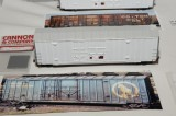 Cannon and Company 50ft Plate C BN/GN Box Car