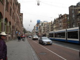 Trams are a good way to get around the city