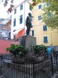 WW I monument, Corniglia