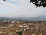 Shot of Lucca, a small city in Tuscany.  We stayed five nights there and loved it.