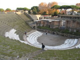 Big theater, Pompeii