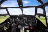 Avro Lancaster Flight Deck