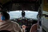 C-47 in flight