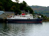 CRUISE SHIPS - HEBRIDEAN INTERNATIONAL CRUISES