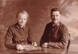 1920-22 - Major (Commandant) John Bourne & Mrs Major Bourne @ Burton on Trent